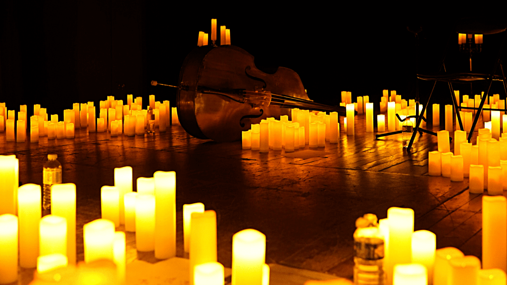 Candlelight Jazz Andrea Motis Paris