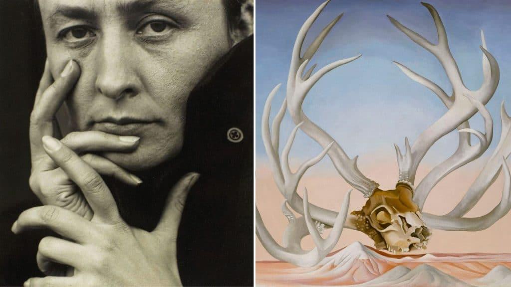 Culture : Une rétrospective sur la peintre Georgia O'Keeffe au Centre Pompidou à la rentrée !
