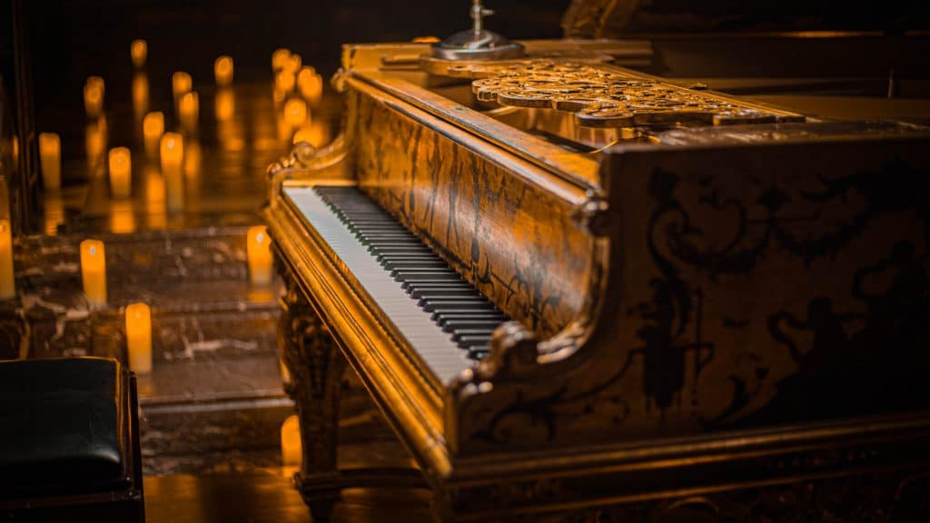 Candlelight hommage grands compositeurs classiques à la bougie Paris