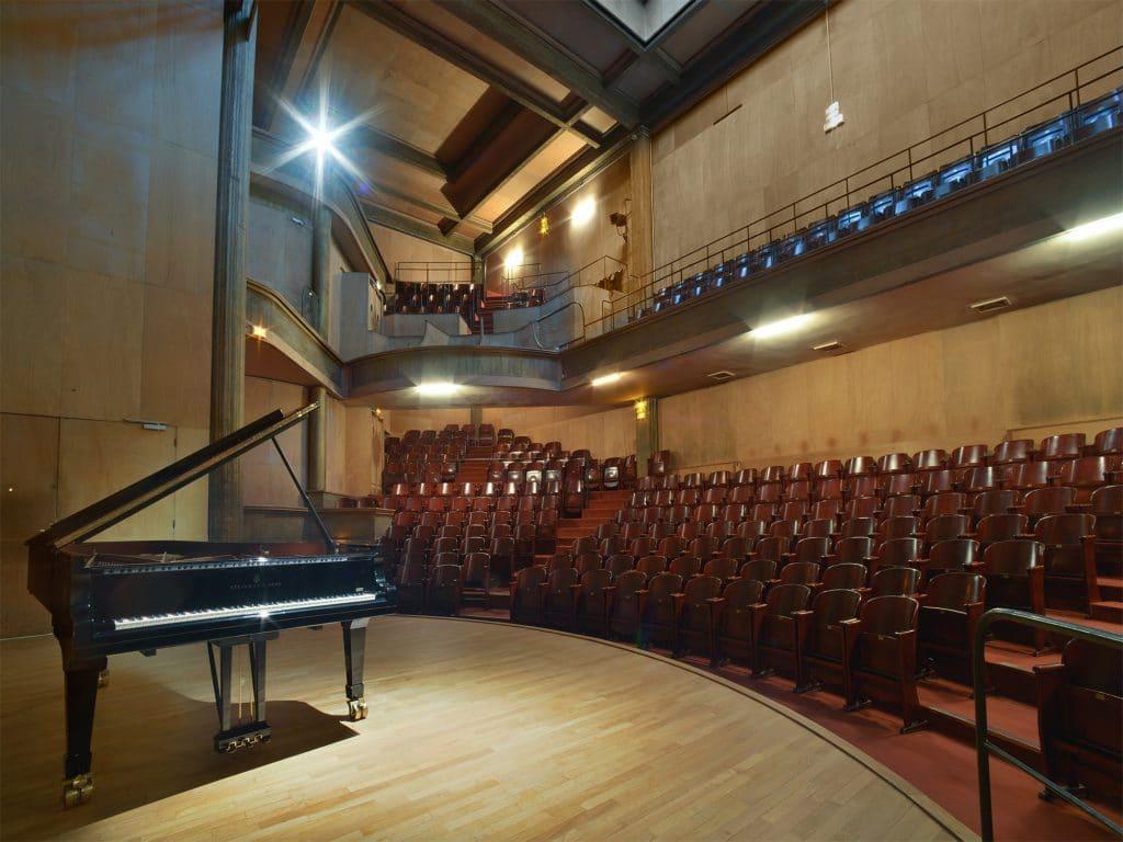 Concerts l'Oreille du Lynx Paris salle Cortot