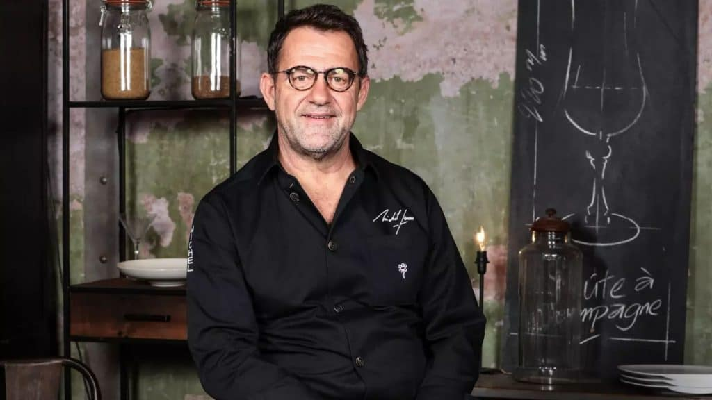 michel sarran quitte top chef cuisine m6 émission