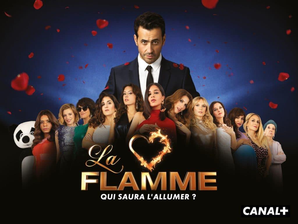 La Flamme saison 2 Canal + Jonathan Cohen parodie Koh-Lanta