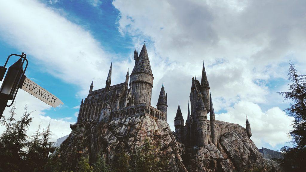 La saga Harry Potter en marathon au Grand Rex !