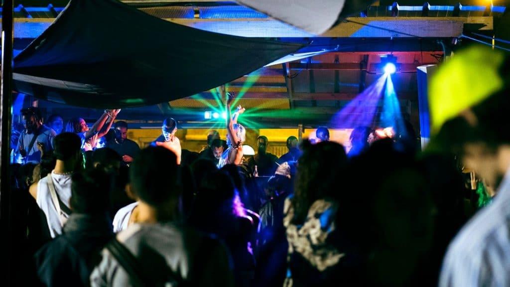dj set paris friche musicale pampa rentrée septembre