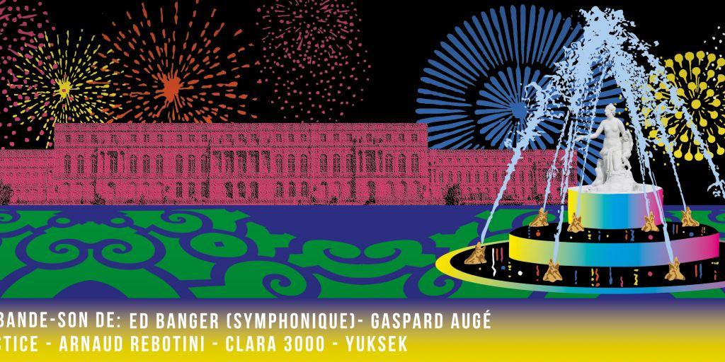 Nocturne Électro Château de Versailles