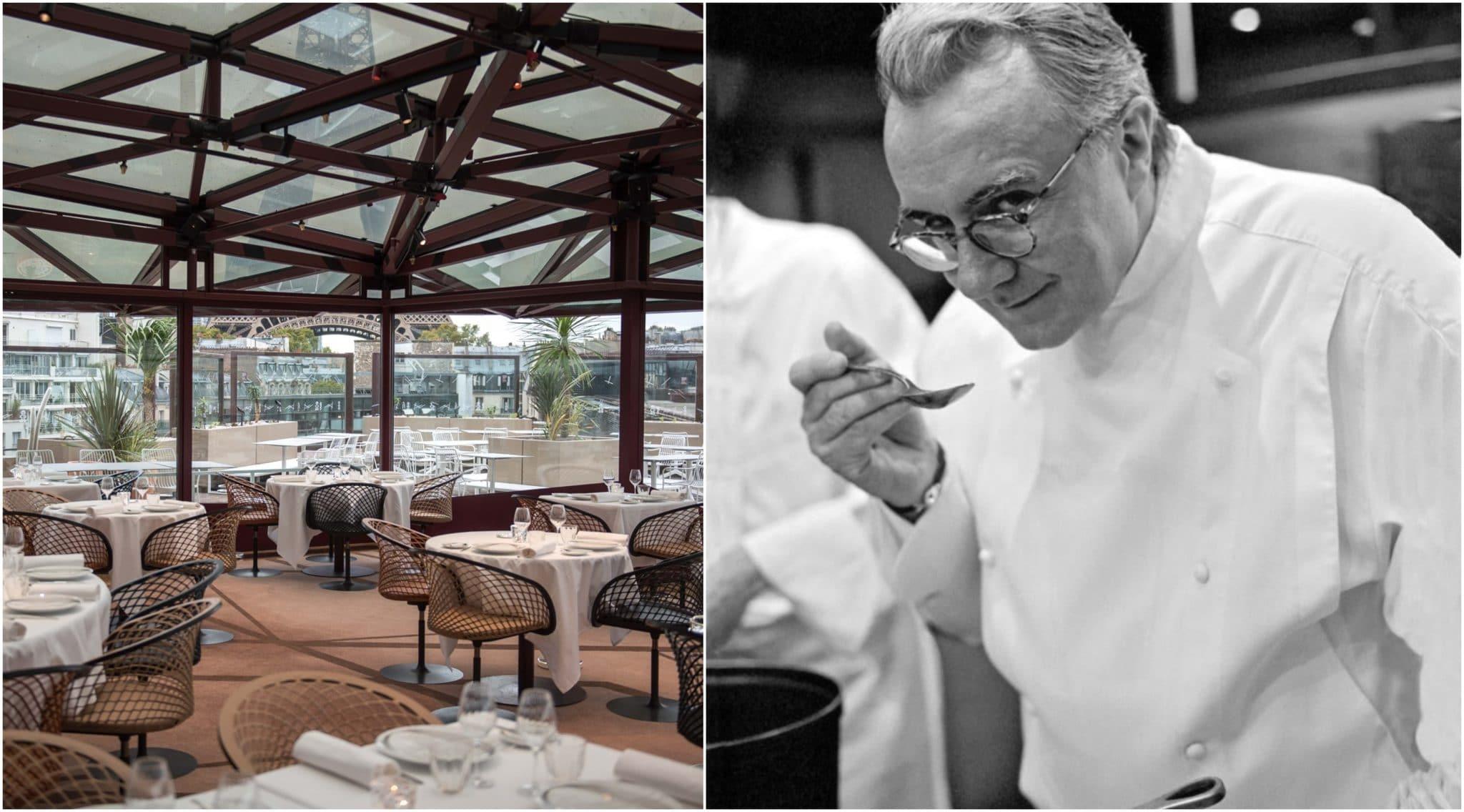 ADMO restaurant éphémère Alain Ducasse Musée du Quai Branly Les Ombres Paris