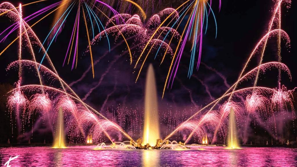 Grandes Eaux nocturnes Versailles derniers jours