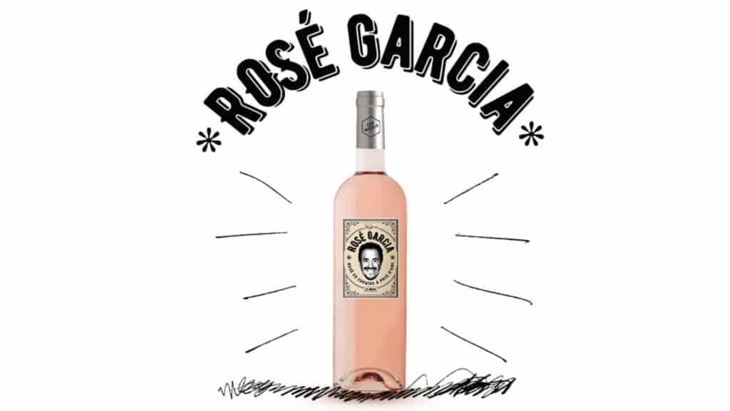 josé garcia rosé vin marque apéro paris