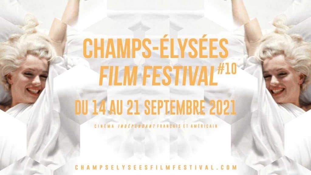 film festival paris champs elysées cinéma rentrée septembre
