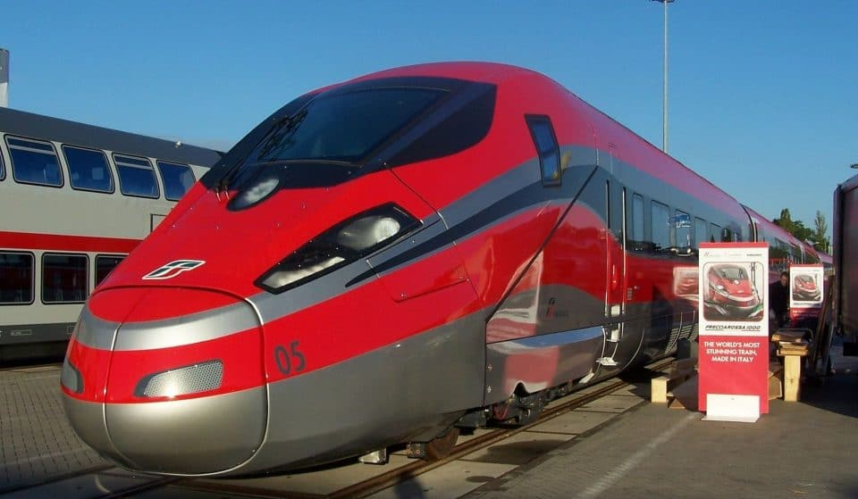 Une nouvelle ligne de TGV italienne va relier Paris à Milan via Lyon dès le mois d'octobre !