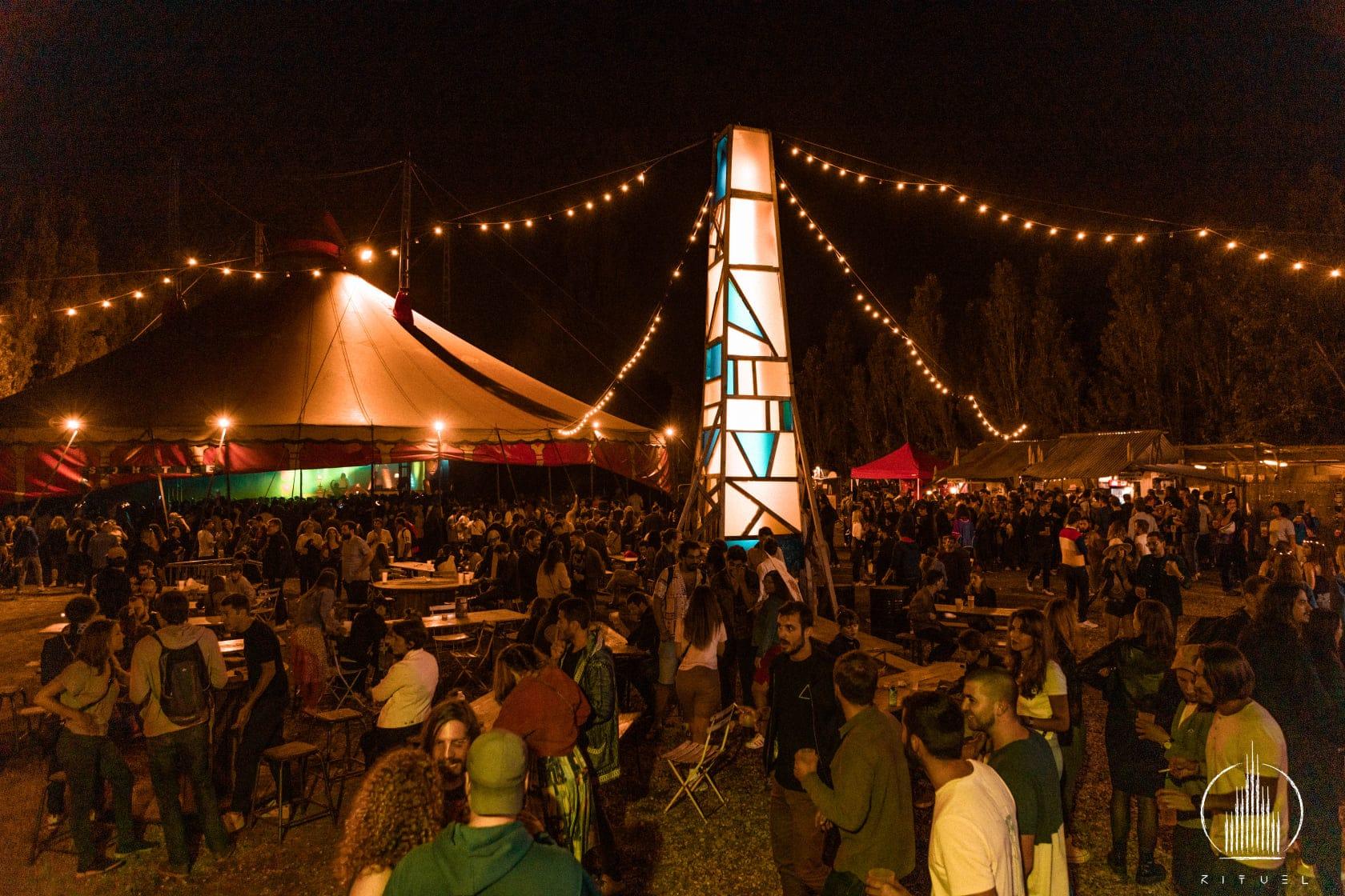 festival rituel off paris plein air vincennes plateau de gravelle électro lineup