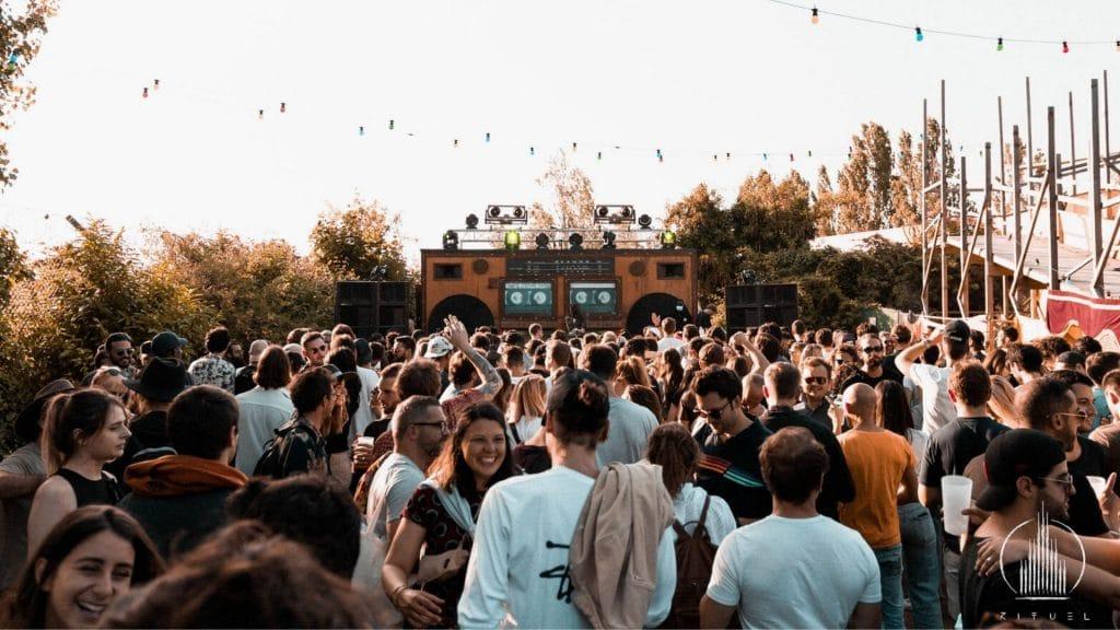 Rituel Off : Un festival électro en plein air au plateau de Gravelle à Paris !