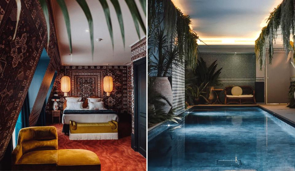 Paris : offrez-vous une escapade à Cuba au coeur de ce splendide Hôtel éphémère