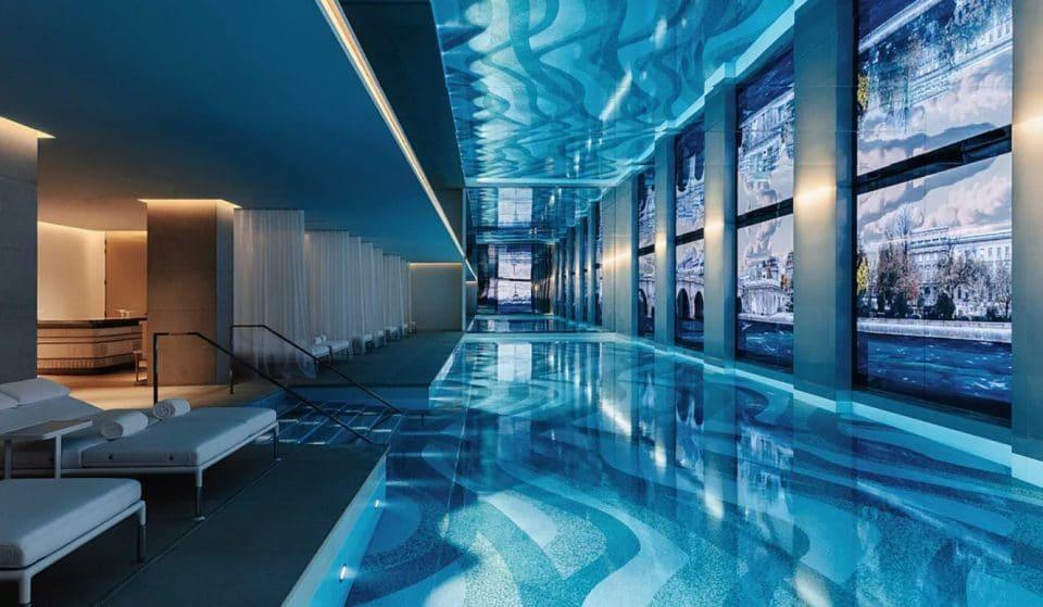 Paris : le Dior Spa Cheval Blanc à La Samaritaine, sans doute le plus beau spa du monde !