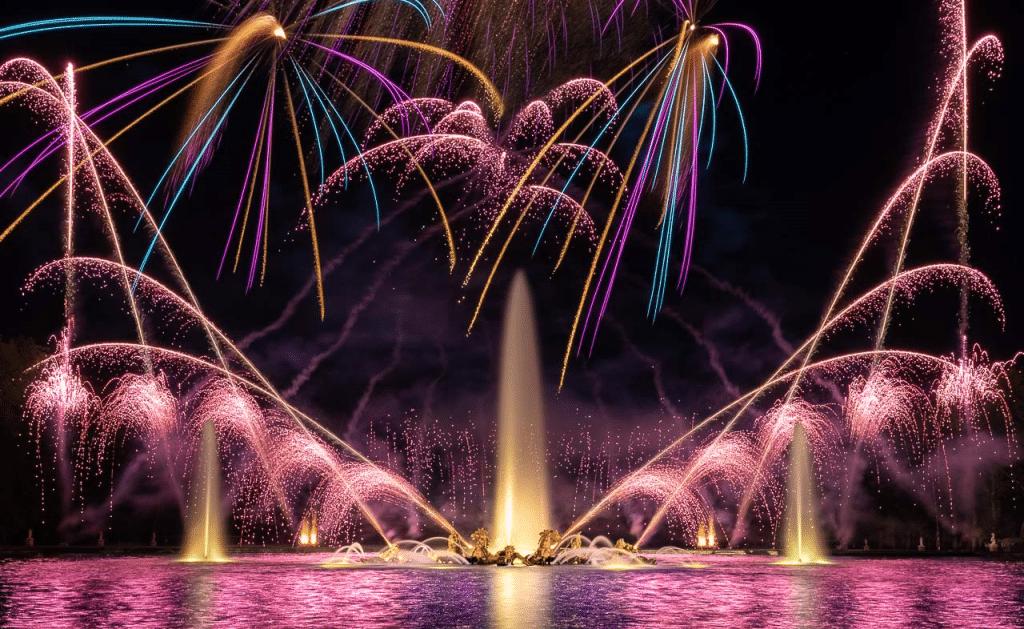 Pour la 1ère fois, le Château de Versailles organise une incroyable Nocturne électro !