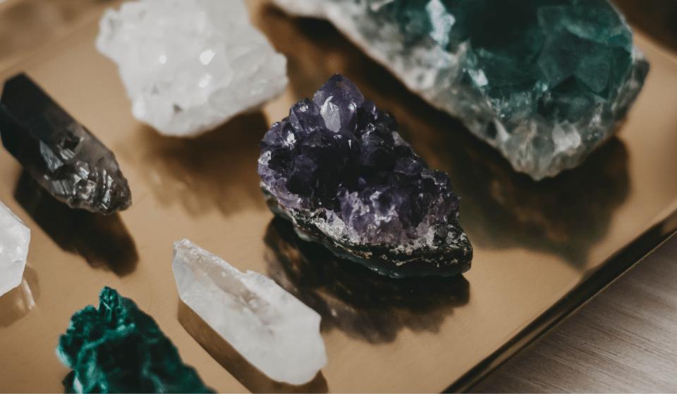 Les meilleures boutiques de pierres et minéraux à Paris !