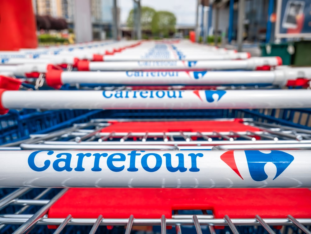 Supermarkets End Special Shopping Carts