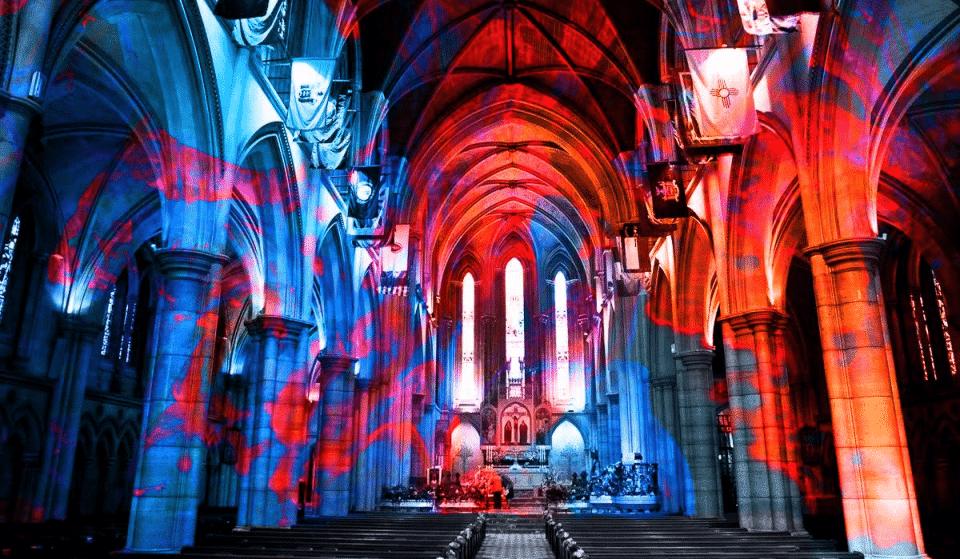 It's a Mess Party : une soirée Halloween exclusive dans une Cathédrale à Paris !