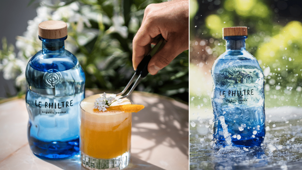 Le Philtre Vodka dévoile son concept store hédoniste géant à Paris !