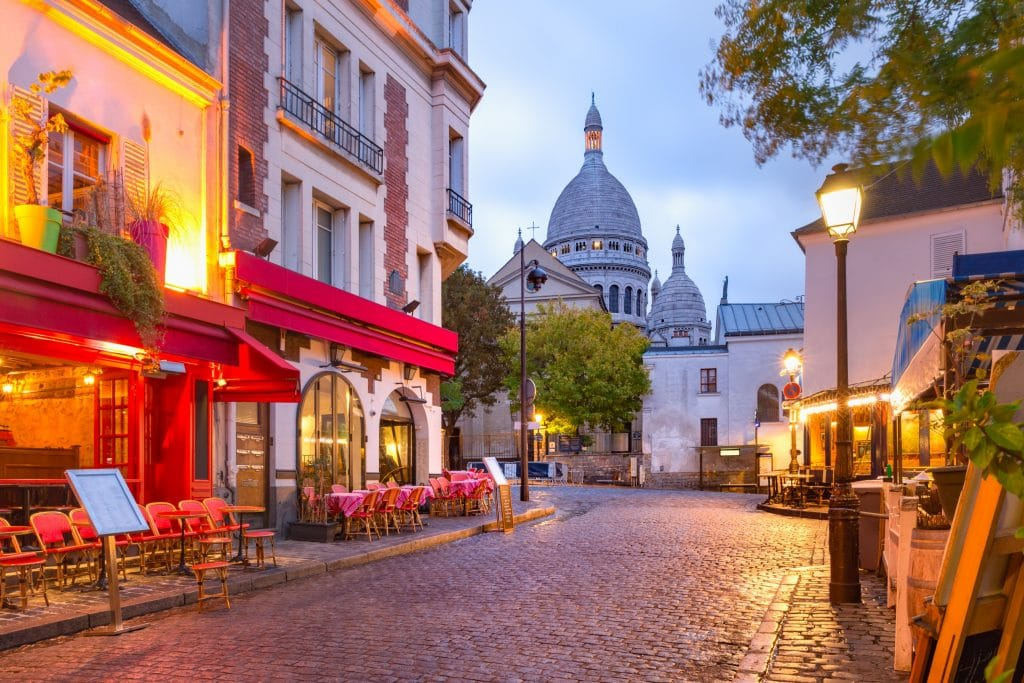 Butte Montmartre bientôt piétonne