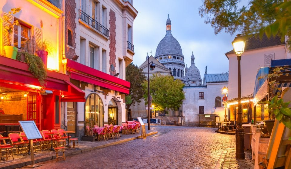 La Butte Montmartre bientôt entièrement piétonne à Paris !