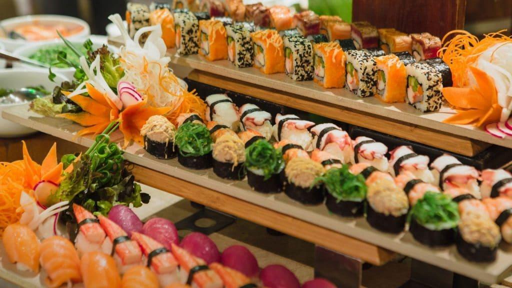 Les meilleurs buffets à volonté à déguster à Paris !