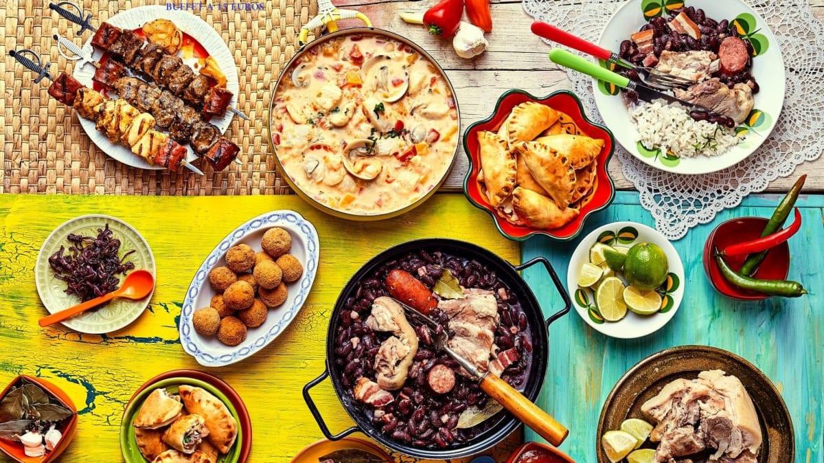 buffet à volonté restaurant brésilien paris