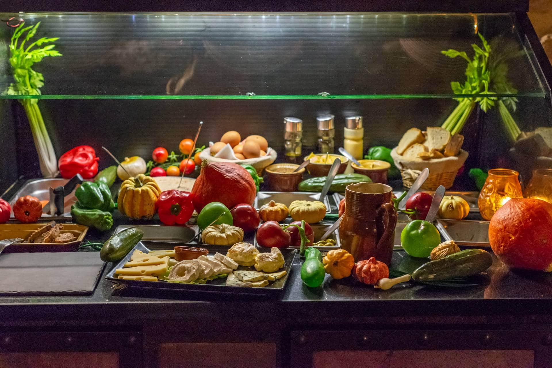 buffet à volonté paris nos ancêtres les gaulois restaurant insolite