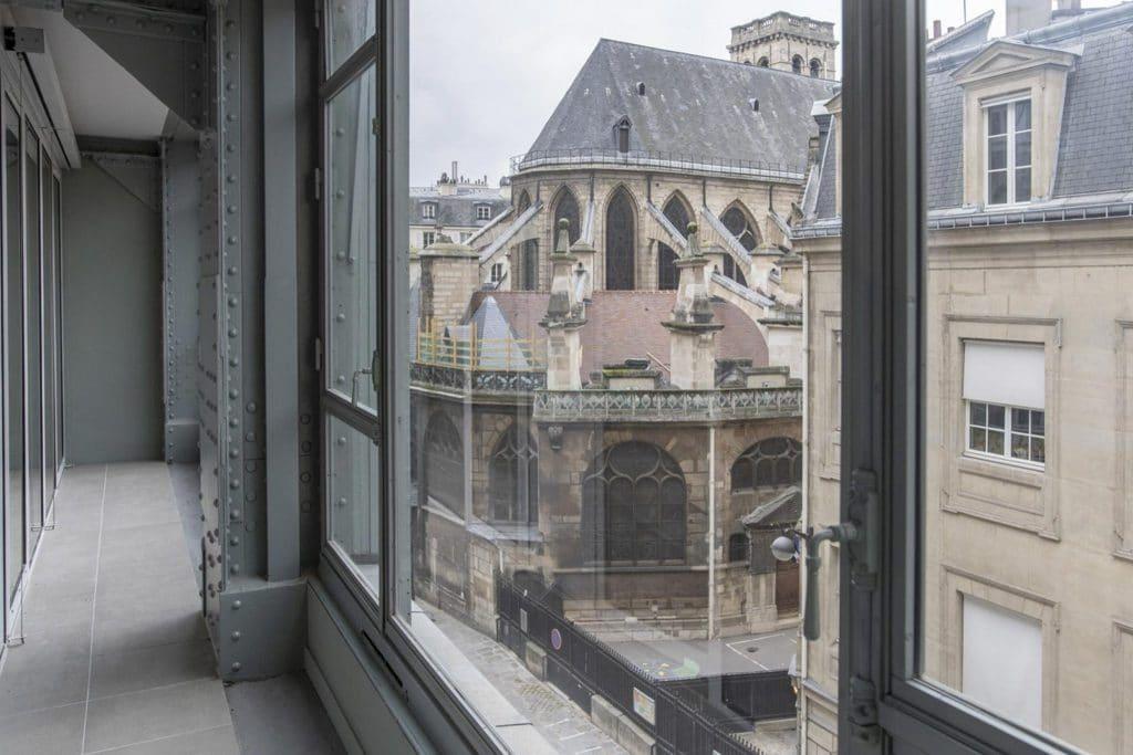 Logements sociaux La Samaritaine Paris