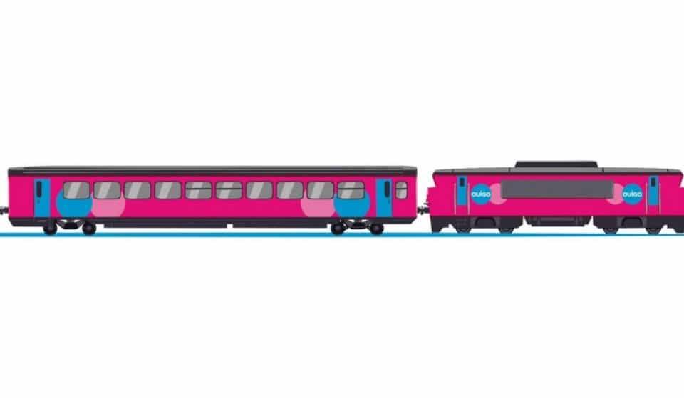 Bientôt de nouveaux trains Ouigo ultra low-cost (et roses bonbon !) pour relier Paris à Lyon et Nantes !
