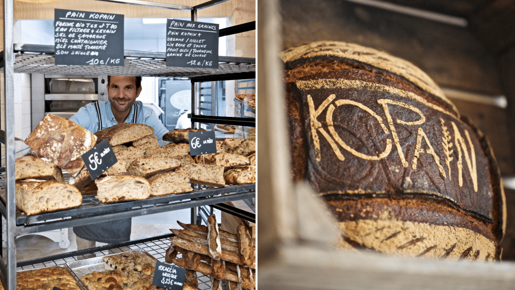 Kopain 1ère boulangerie Christophe Michalak Paris