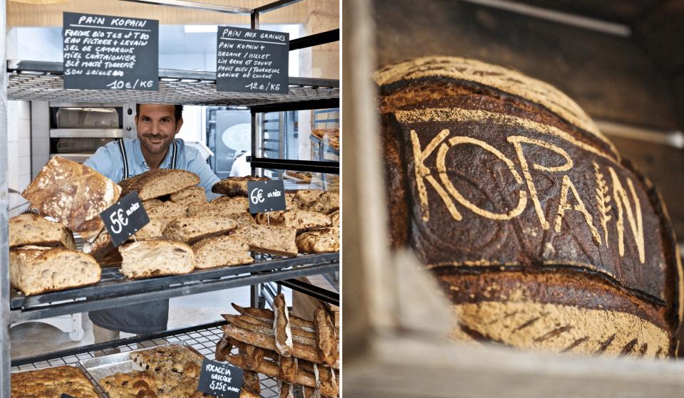 «Kopain», la 1ère boulangerie de Christophe Michalak a enfin ouvert à Paris !