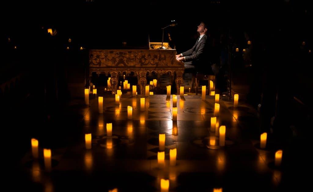 Candlelight Halloween Paris