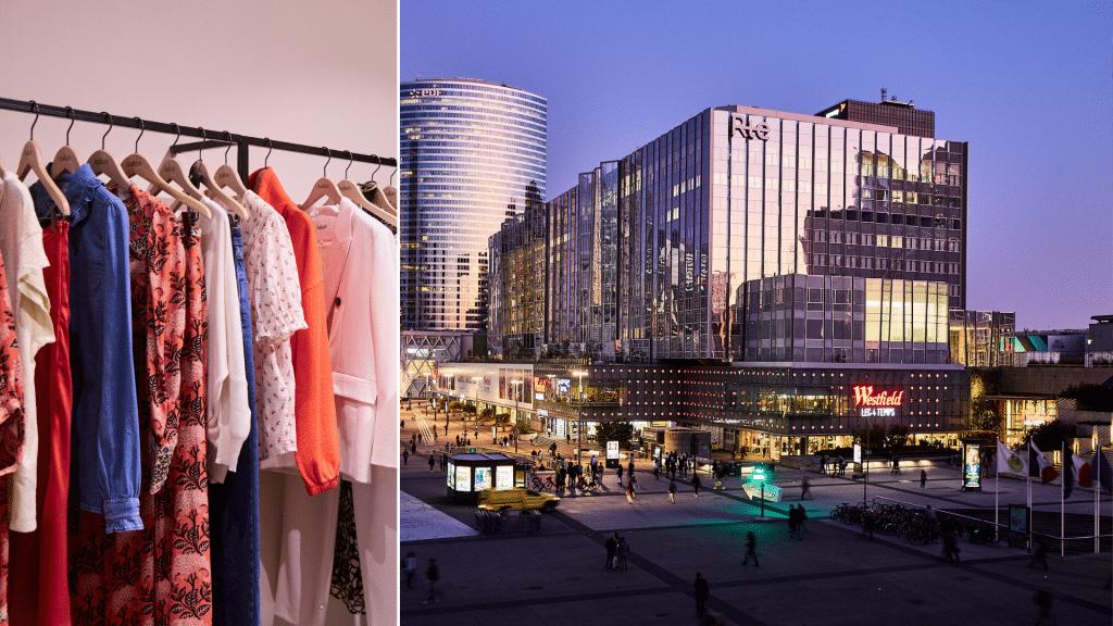 La mode à Westfield les 4 Temps : 5 boutiques à découvrir cet automne !