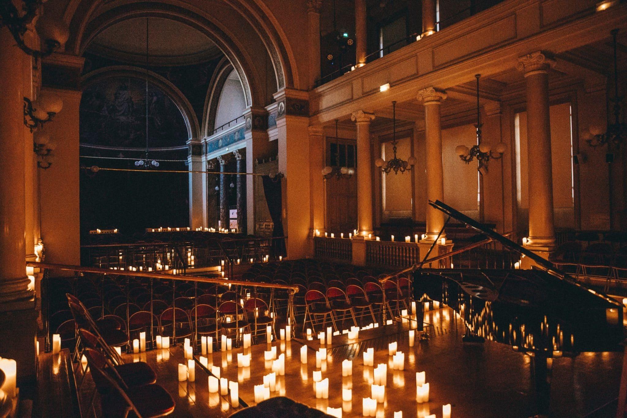 inja paris institut national des jeunes aveugles candlelight concert bougie musique classique