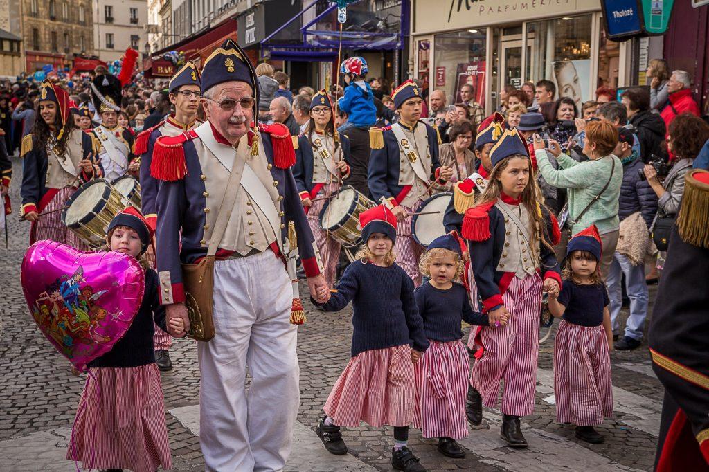 La Fête des Vendanges de Montmartre de retour du 6 au 10 octobre 2021 : le programme !