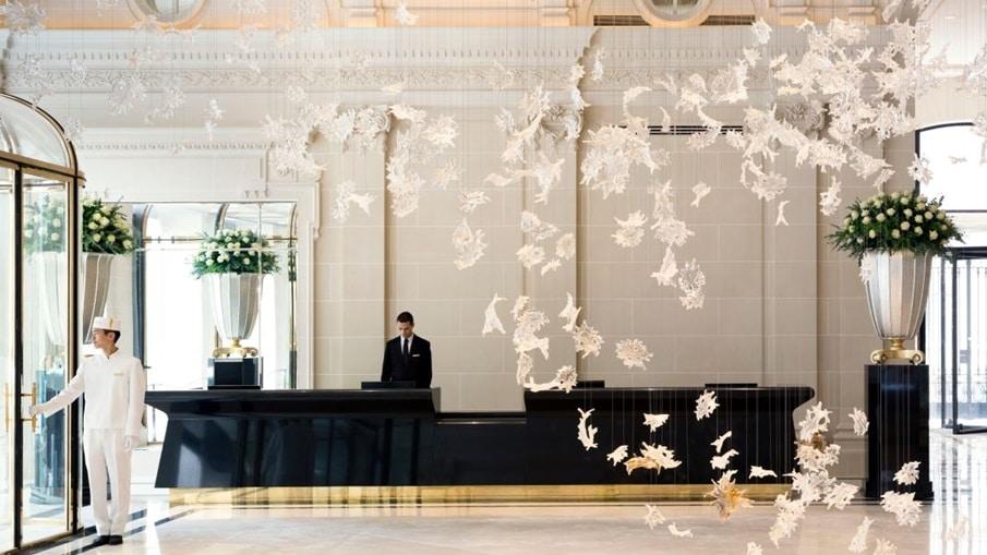 Meilleur hôtel de Paris Hôtel The Peninsula Paris