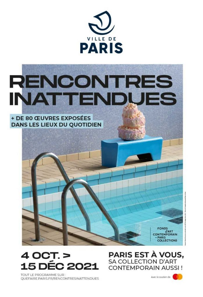 Rencontres inattendues 80 oeuvres d'art Paris
