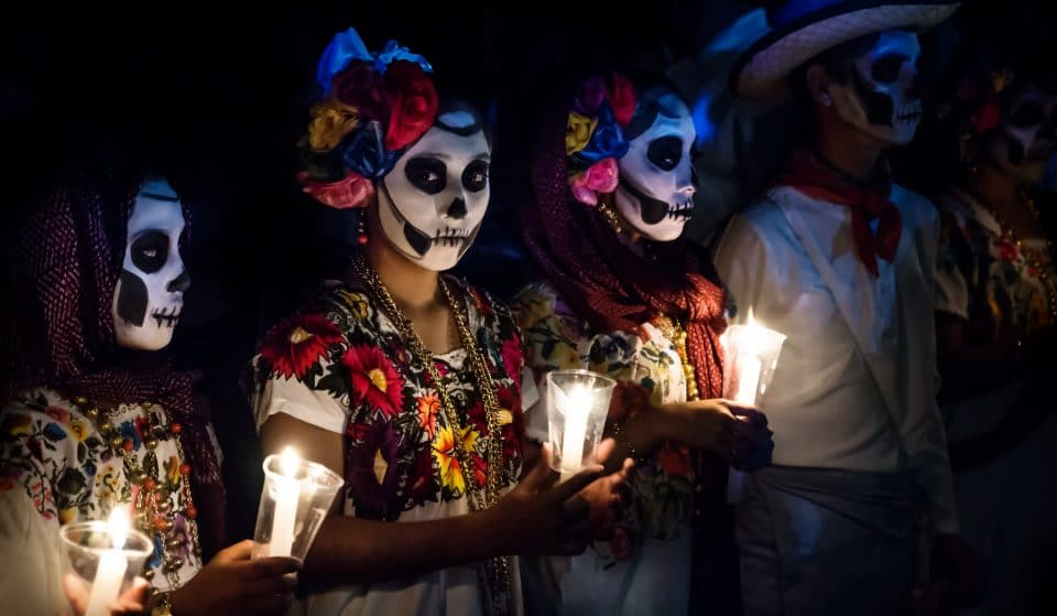 Une soirée «Día de los Muertos» organisée sur le Rooftop d'un hôtel parisien !