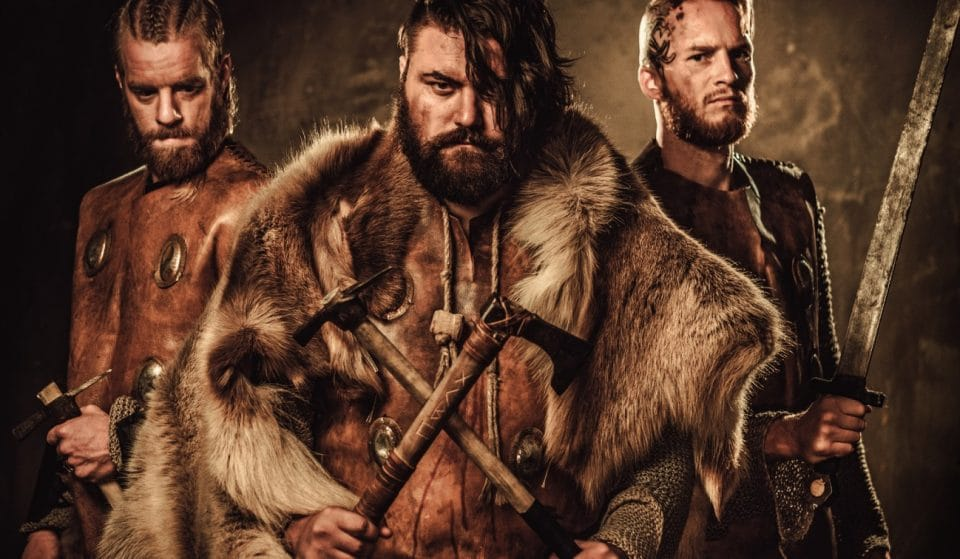 The End III : une soirée immersive monumentale vous plonge dans l'univers des Vikings au Kube Hôtel