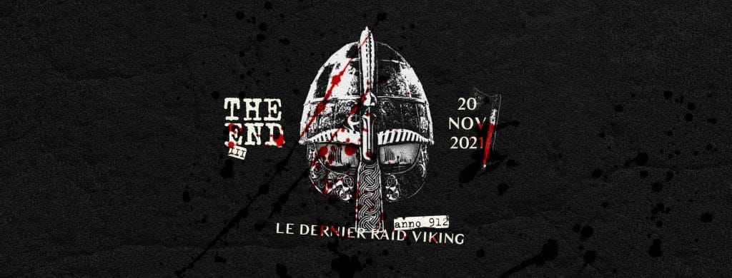 The End III soirée immersive Vikings Kube Hôtel Paris