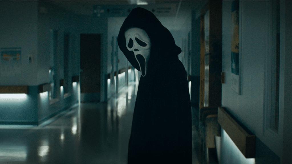 Ghostface de retour bande-annonce Scream 5