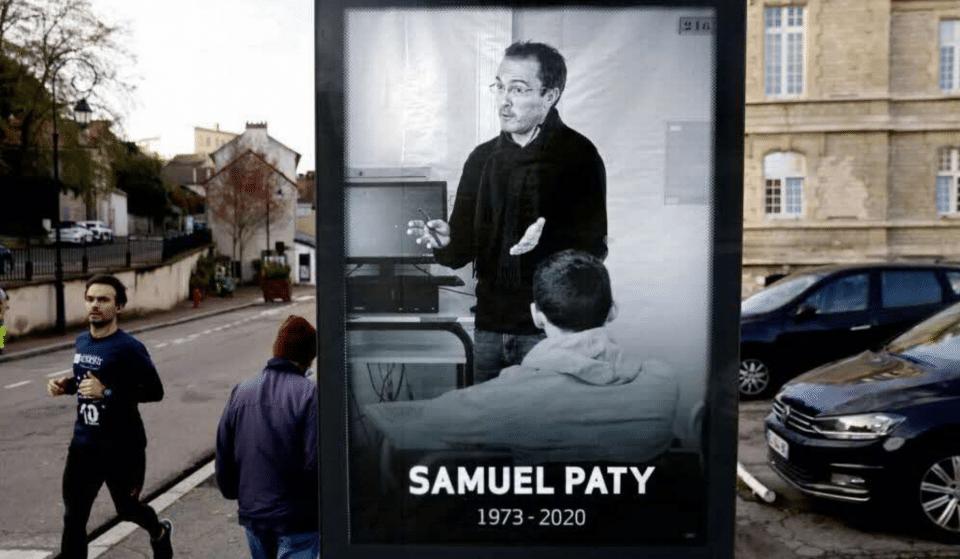 Un square en hommage à Samuel-Paty inauguré ce samedi à Paris !