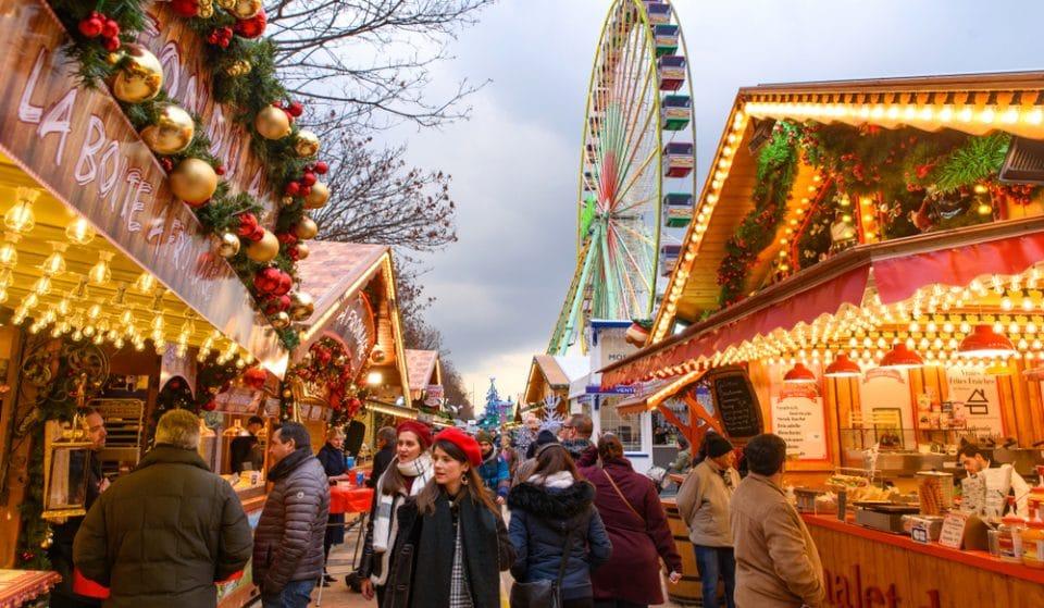Paris : le féérique Marché de Noël des Tuileries de retour en novembre !