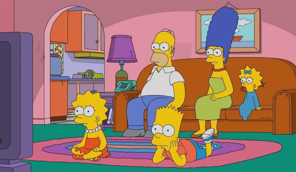 Alerte job de rêve : 6000€ pour manger des donuts et regarder tous les épisodes des Simpsons !