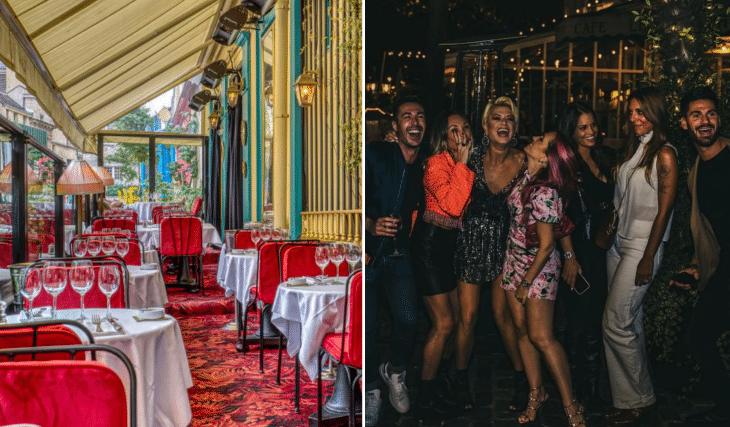 Le bistrot chic parisien «Chez Julien» vous convie à de splendides soirées Belle Époque !