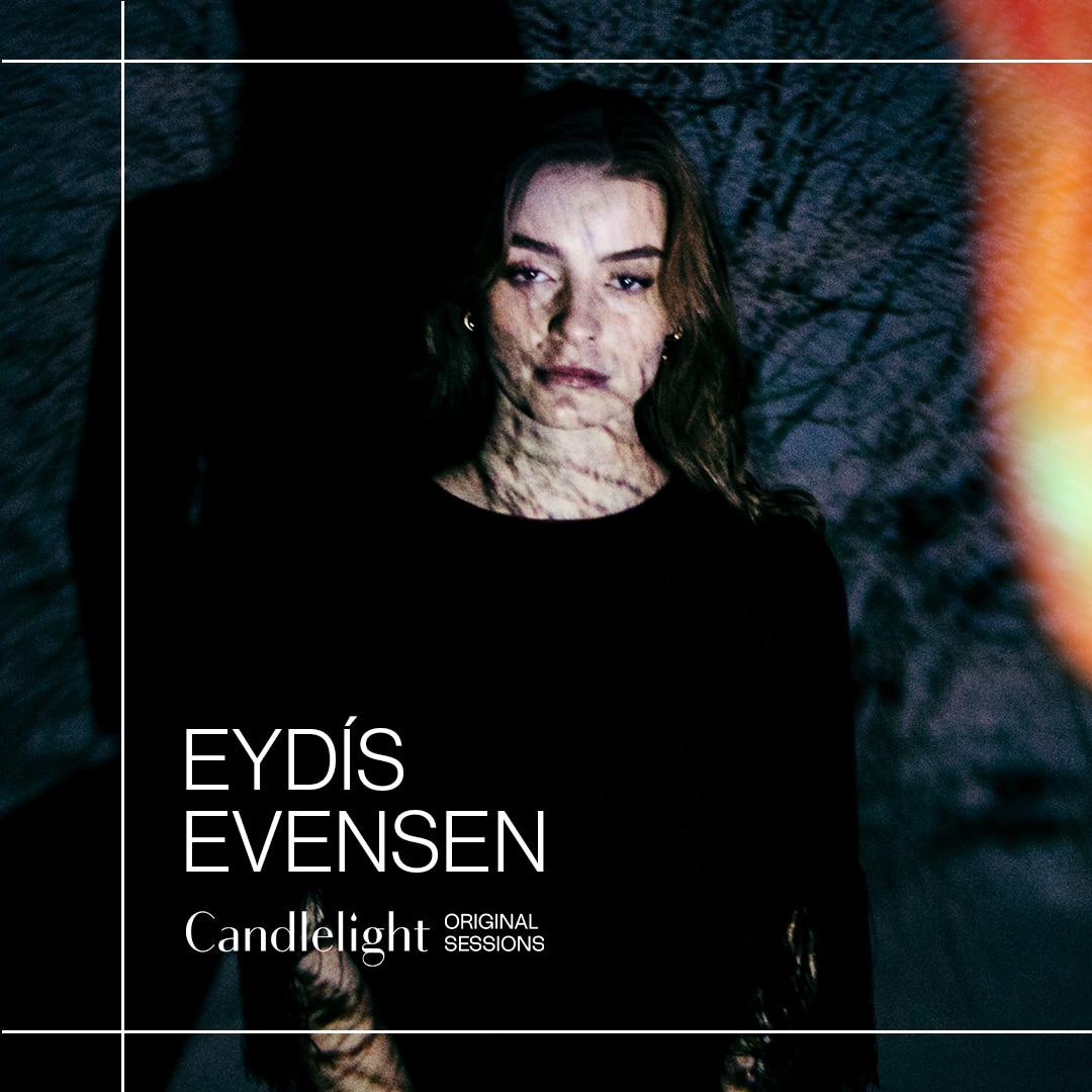 Eydís-Evensen concert candlelight paris musique classique piano