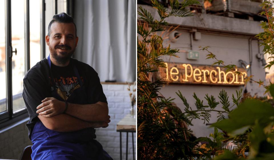 Top Chef : Adrien Cachot ouvre son restaurant éphémère au Perchoir à Paris !