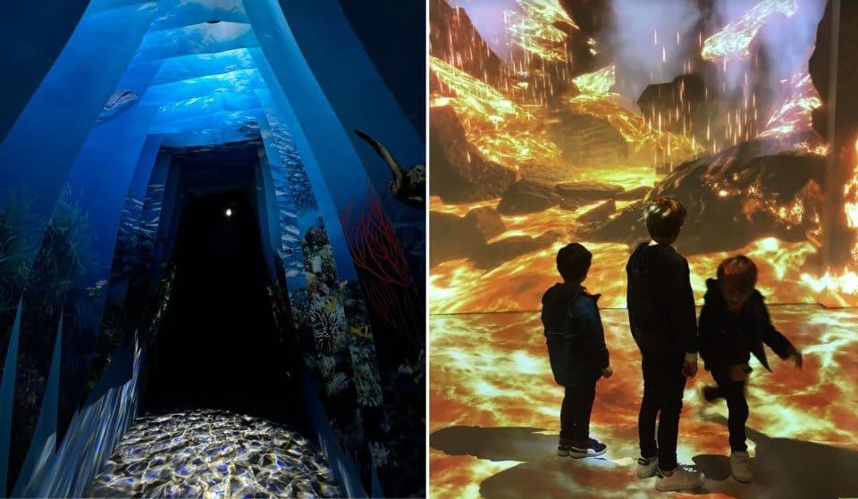 Science Expériences : Un nouveau lieu immersif entre parc d'attractions et musée ouvre à Paris !