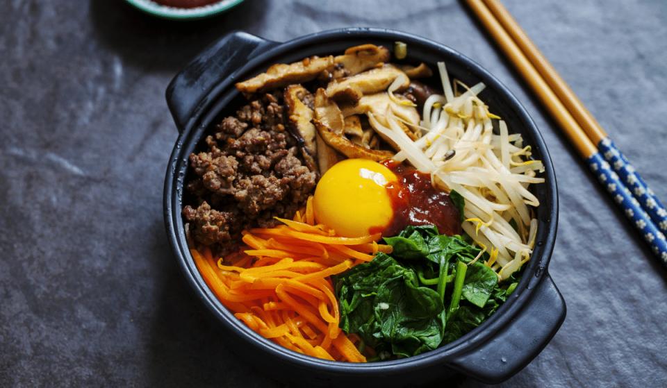 Recette : le vrai bibimbap coréen !